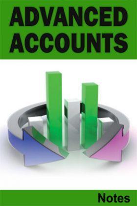 Advanced Accounts