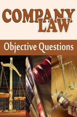 Company Law Objective Questions
