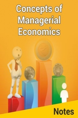 Concepts of Managerial Economics