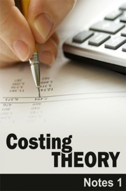 Costing Theory Notes-I