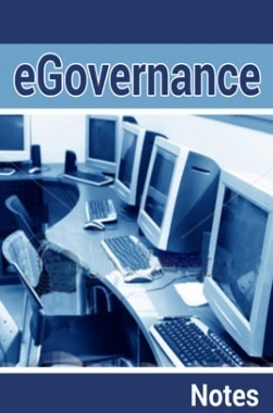 eGovernance Notes