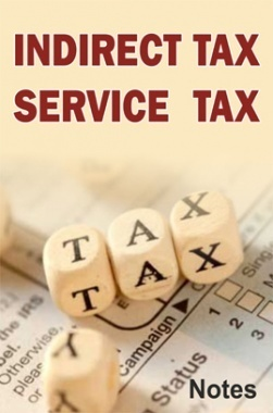 Indirect Tax Service Tax