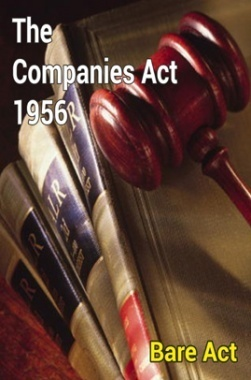 The Companies Act 1956 Notes