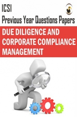 ICSI Due Diligence and Corporate Compliance Management Question Paper