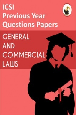 ICSI General and Commercial Laws Question Paper
