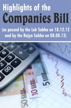 Highlights of the Companies Bill