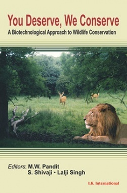 You Deserve, We Conserve: A Biotechnological Approach To Wildlife Conservation