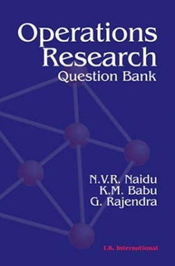 Operations Research: Question Bank