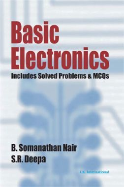 Basic Electronics Includes Solved Problems & MCQs
