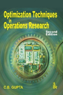 Optimization Techniques In Operations Research