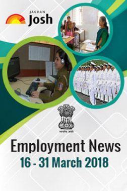 Employment News 16-31 March 2018 E-Book