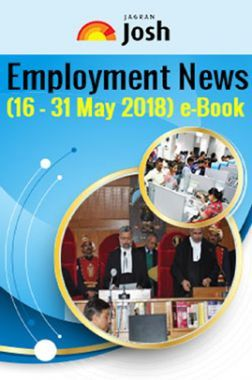 Employment News 16-31 May 2018