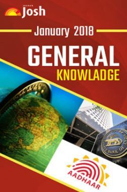 General Knowledge January 2018 E-Book