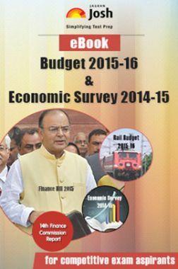Budget 2015-16 & Economy survey 2014-15