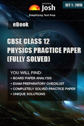 CBSE Class 12th Solved Physics Practice Paper 2015 (Set-I)