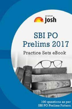 SBI PO Prelims 2017 Practice Paper ebook
