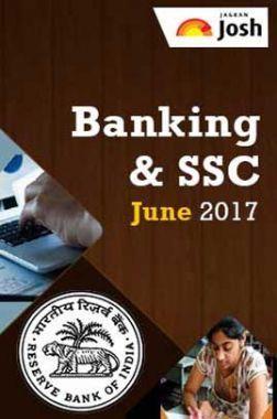 Banking & SSC June 2017