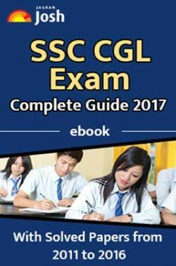 SSC CGL Exam 2017 A Complete Guide
