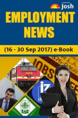 Employment News 16-30 September 2017 EBook