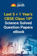 Last 5+1 Year's CBSE Class-X Science Solved Question Papers - EBook