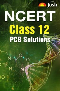 Combo : NCERT Physics, Chemistry & Biology ( Solutions ) For Class XII By Jagran Josh