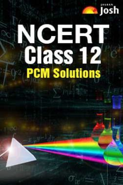Combo : NCERT Physics, Chemistry & Mathematics ( Solutions ) For Class XII By Jagran Josh