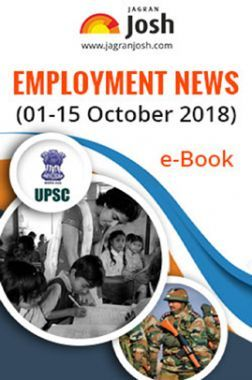 Employment News 01-15 October 2018