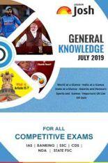 Download General Knowledge July 2019 E-Book by Jagran Josh PDF Online