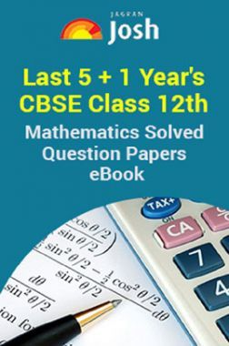 Last 5+1 Year's CBSE Class-XII Mathematics Solved Question Papers - EBook