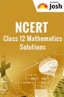 NCERT Mathematics Solution For Class XII