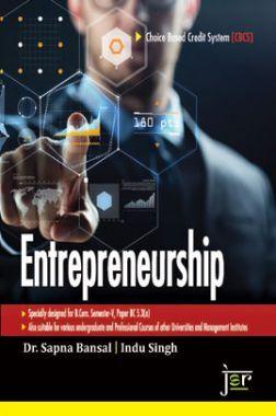 Enterpreneurship For B.Com.