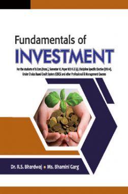 Fundamentals Of Investment