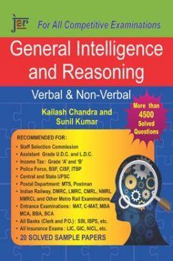 General Intelligence And Reasoning: Verbal & Non-Verbal