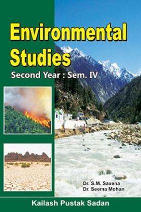 Environmental Studies (Second Year : Semester IV)