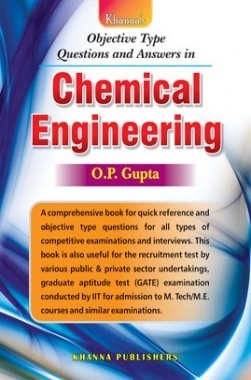 Download Chemical Engineering(Objective Type) by O  P