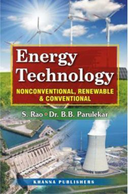 Energy Technology Nonconventional, Renewable And Conventional