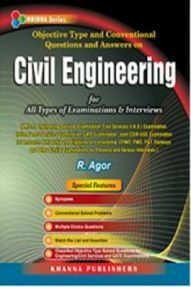 Civil Engineering (Objective Type And Conventional Questions And Answers)