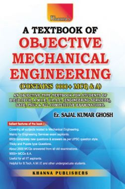 A Textbook Of Objective Mechanical Engineering