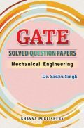 GATE Solved Question Papers (Mechanical Engineering)