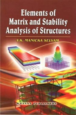 Elements Of Matrix Analysis Of Structures