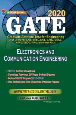 GATE Electronics And Communication Engineering 2020
