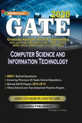 GATE Computer Science And Information Technology 2020