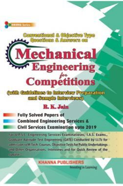 Mechanical Engineering For Competitions