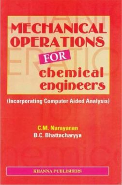 Mechanical Operations For Chemical Engineers