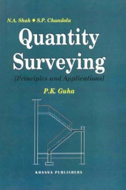 Quantity Surveying (Principles & Applications)