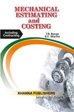 Mechanical Estimating And Costing
