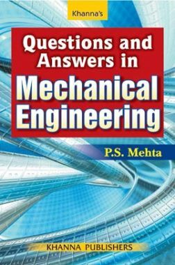 Questions And Answer In Mechanical Engineering