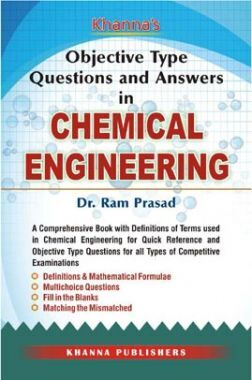 Chemical Engineering (Objective Type Questions & Answers)