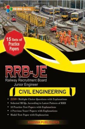 RRB-JE Civil Engineering (Railway Recruitment Board)