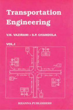 Transportation Engineering Vol. I